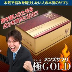 ☆サイズとパワー同時にアップ(*≧▽≦)☆極GOLD☆60包入り☆男性用サプリ☆