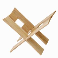 『ナトゥア マガジンラック』 N-8605 パール金属 家具