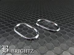 シボレークルーズ HR81S HR82S メッキサイドマーカーリング Aタイプ【 SA-10-STK 】ウィンカーカバーライトランプリムベゼルガーニッシュ