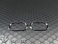 シボレイークルーズ HR51S HR52S ブラックメッキサイドマーカーリング C【 KNS-7049-ZM 】ウィンカーカバーライトランプガーニッシュ