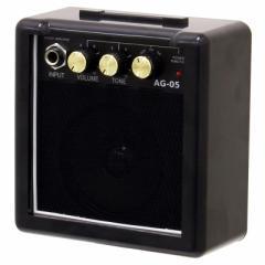ARIA/ミニギターアンプ AG-05 -MINI GUITAR AMP- Amplifires【アリア】