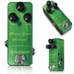 "One Control/Persian Green Screamer ""オーバードライブ【ワンコントロール】"
