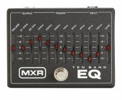 MXR/M108 10 Band Graphic EQ【M-108グラフィックイコライザー】