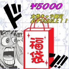 【未開封】ワンピース グッズ フィギュア 女性キャラ限定 福袋 5000 必ず15点以上 国内正規品  h-o-lady-fuku5000