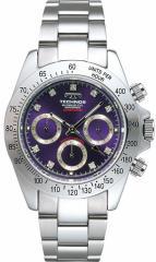 TECHNOS テクノス クロノグラフ 限定モデル メンズ 腕時計 T4102SL