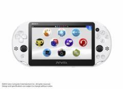 【当日出荷】平日16時(土15時)まで【新品】PlayStationVita本体 Wi-Fiモデルグレイシャー・ホワイト / Vita本体 ホワイト