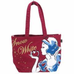 ◆白雪姫 オールドカラーバッグ/横顔