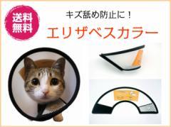 【送料無料】エリザベスカラー 猫 フェザーカラー ソフトタイプ 保護具 プロテクター