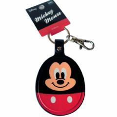 DN-5521001MK/ティーズファクトリー/[Disney]ディズニーダイカットキーリング(ミッキー)/カギ/鍵/マスコット/アクセサリー