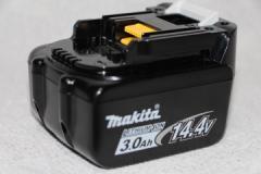 マキタ[makita]14.4V-3.0Ah バッテリ BL1430/純正