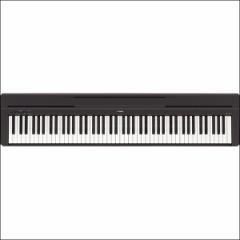 送料無料★YAMAHA ヤマハ 電子ピアノ Pシリーズ P-45B■デジタルピアノ 電子ピアノ コンパクト 88鍵盤