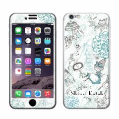 iPhone6 Gizmobies(ギズモビーズ)×ShinziKatoh 「Alice (アリス)」 iPhoneカバー/プロテクター (gizmo6-71506)