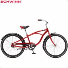 "SCHWINN 2016 シュウィン""CORVETTE 24"" コルベット 24インチ ビーチクルーザー キッズ 自転車"