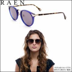RAEN optics サングラス レイン オプティクス NERA ブルークリスタル スモーク UVカット レディース メンズ アイウェア 正規販売店