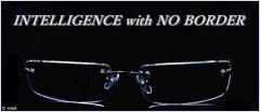 フレームなきINTELLIGENCE/ZIGsネーム入り/Black,ツーポイント/UVcut/Eye-guard/高級感/ZIG保証Card&特製Cloth&Case付/glzd01