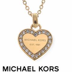 Michael Kors-マイケルコース MKJ3969710 ハート ネックレス / mkj3969710 /import