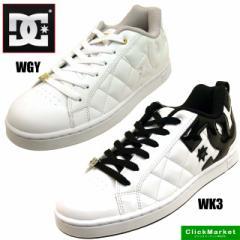 ディーシー DC Shoes ALLIANCE SE SN 171020 WGY WK3 アライアンス キルティング メンズ