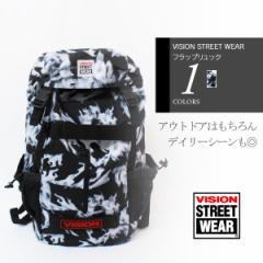 VISION STREET WEAR ヴィジョンストリートウェア フラップ リュック vsgn-502 [レディース メンズ] [メール便不可] (y) 170213