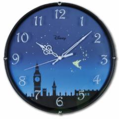 ティンカーベル壁掛け時計