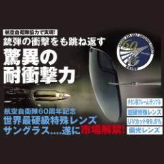 (送料無料)ブルーインパルスモデル パレットプルーフパイロットサングラス(航空自衛隊/UVカット/偏光レンズ/耐衝撃/ティアドロップ)
