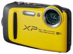 FUJIFILM デジタルカメラ FinePix  FX-XP120Y (イエロー)