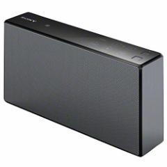 ソニー ワイヤレス ポータブルスピーカー SRS-X55-B(ブラック)