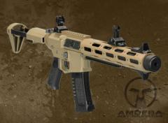 ARES Amoeba Honey Badger 電動ガン DE(ARESAM013DE)