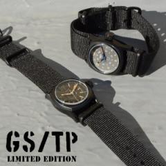 GS/TP 腕時計 手巻き腕時計 NATOベルト メンズ腕時計 日本製  MMD02B MMD03B MMD04B MMD02G MMD03G MMD04G ミリタリー MZ99