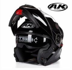 システムヘルメット フリップアップヘルメット バイクヘルメット PSC規格品  フルフェイスヘルメット ダブルシールド AK-919(2)