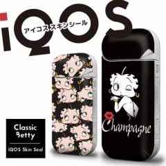 ◆送料無料◆iQOS iqos アイコス デコ シール ステッカー スキン タトゥー カバー ケース 電子たばこ グッズ 喫煙 classic betty ベティ