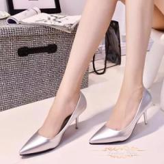 レディース ハイヒール パンプス 靴 痛くない 美脚パンプス ポインテッドトゥパンプス 歩きやすい 結婚式 二次会 通勤5cm  7cm