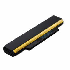 新品 LENOVO ThinkPad Edge E120 E125 E320 E325 X121e X130e X131e 3000 F41G 用互換 バッテリー 電池  X131