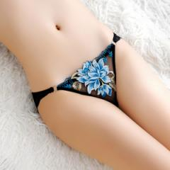●送料無料●◆グレースフルショーツ 色:ブラック &ブルー  サイズ:フリー GB-348 サイズ:M 【お取り寄せ】