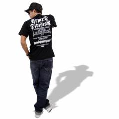 迫力のバックプリントが夏の男を輝かせる♪ストリート系ブランドASNADISPECの人気デザイン