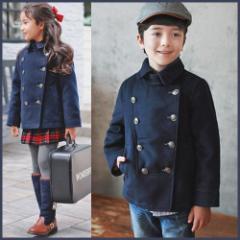 子供 子供服 キッズ ジュニア コート コート ジャケット アウター 上着 保温 厚い 防寒 デザイナー 海外モデル kd1320