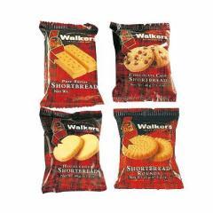●訳あり●【ゆうパケット送料無料】お試しセット★Walkers(ウォーカー) ショートブレッド 4種 各3個セット