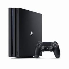 【即日出荷】PlayStation4 Pro 本体 ジェット・ブラック (CUH-7000BB01) 1TB PS4プロ  140924