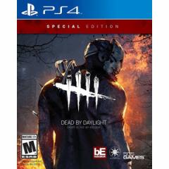 【送料無料(ネコポス)・即日出荷】PS4 Dead by Daylight デッドバイデイライト (輸入版:北米版) 090772