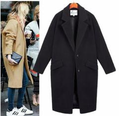 春秋冬レディース コート ロング丈 大きいサイズ 女性アウター ダッフルコート トレンチコート ジャケット6色