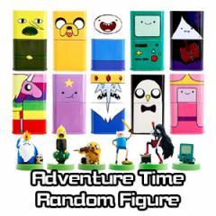 (先払いのみ)海外アニメグッズ Adventure Time(アドベンチャー・タイム) ティンケース ランダム フィギュア(ケース10種1択)