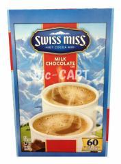 スイスミス ミルクチョコレートココア 60袋 コストコ