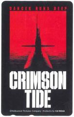 【テレカ】CRIMSON TIDE ポイント購入可 カード決済不可 ※送料無料対象外商品※