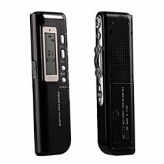 ★ ICレコーダー ボイスレコーダー 高音質 長時間録音 8GB ★