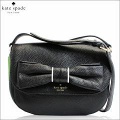 あす着 ケイトスペード KATE SPADE バッグ ショルダーバッグ リボン ポシェット レザ wkru4603-091 新品