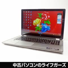 東芝 コンバーチブルPC/Windows8 64bit/Core i5-4210U/RAM8GB/HDD1TB/15.6型ワイド/無線LAN/office/P75/28M 中古パソコン 2328