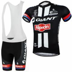 サイクルジャージ上下セット/男性用自転車サイクルウェア半袖/春夏用サイクルジャージ普通タイプ ビブタイプ