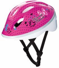 キッズヘルメットS ミニーマウス ピンク