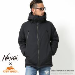 NANGA ナンガ ダウンジャケット メンズ 日本製 国産 撥水 アウトドア  カラコラム 1629902 4952 【pre_d】