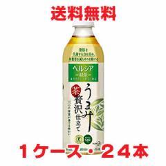 ★送料無料★ヘルシア緑茶 うまみ贅沢仕立て 500ml×24本(特定保健用食品)