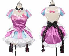マクロスΔ       マキナ    中島       風   コスプレ衣装  ★完全オーダメイドも対応可能 * K4359